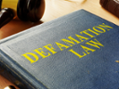 Aug. 3 CLE: Is That Defamation? Using the Law to Fight Defamatory Attacks