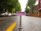 North uses tiny billboards to urge Portland to shop local