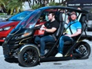 3-wheeled EV headed for mass production