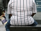 Central obesity raises mortality risks, study says