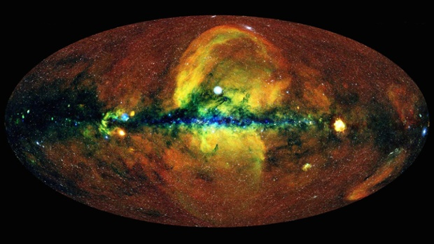 German X-ray space telescope captures most complete map of black holes ever