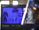 Delta tests thermal imaging screening