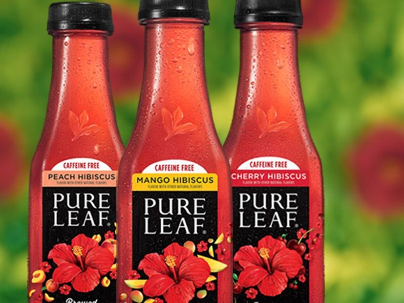Компании Unilever и PepsiCo расширяют ассортимент холодного чая