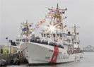 Coast Guard commissions latest Fast Response Cutter