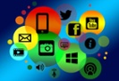 1 in 3 people globally on social networks, most using phones
