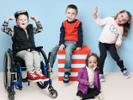 Adaptive clothing helps kids in practical and social ways