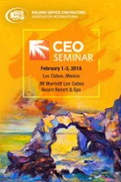 Register and book your room for the 2018 CEO Seminar
