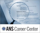 Find and post jobs on the ANS Career Center