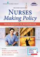 As a nurse leader, how's your policy leadership?