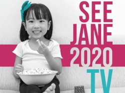 See Jane 2020 TV Report: Historic screen time & speaking times for female characters
