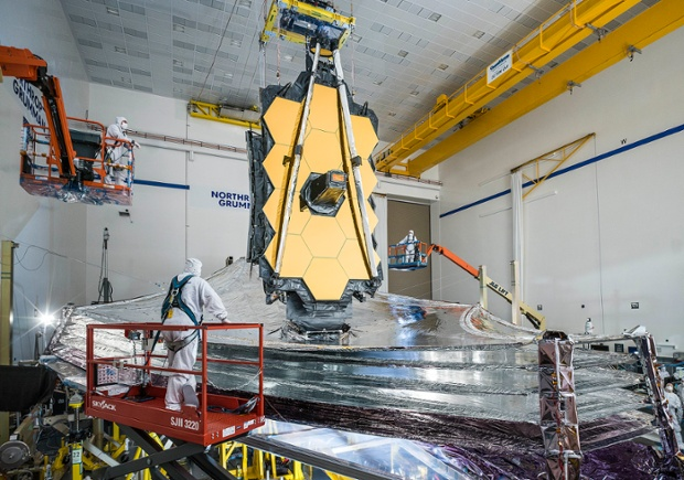 NASA's James Webb Space Telescope launch delayed to December