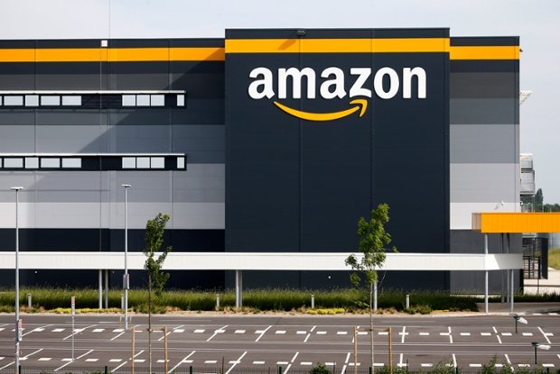 Amazon accused by union of illegal interference