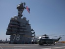 Newest aircraft carrier 3D-designed in full