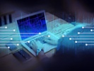 Online communities help keep students coding