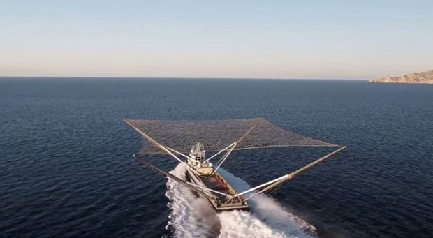 SpaceX retires giant net boats that caught rocket nose cones