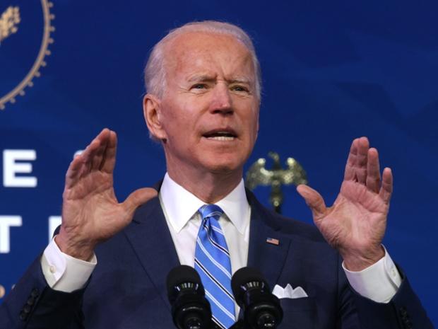 Biden wants $1.9T in immediate pandemic relief