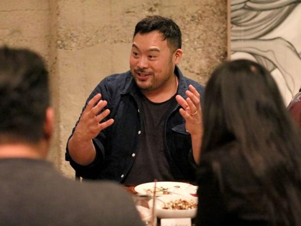 David Chang's new Hulu series ponders the future of food