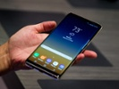 Galaxy Note8 hits retail shelves
