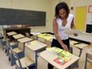 Does a teacher's race affect college enrollment?