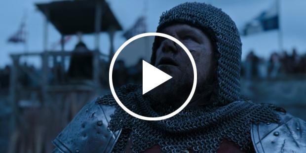 The Last Duel Trailer: Watch Adam Driver, Matt Damon, And Ben Affleck Go Full Game Of Thrones