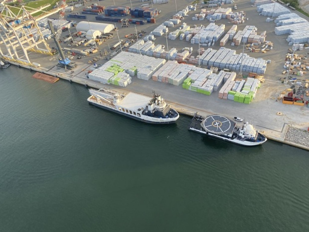 SpaceX names 2 new recovery ships after NASA astronauts