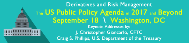 ISDA Public Policy Conference in Washington, D.C., on Sept. 18