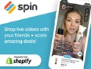 Spin Live unveils shoppable video integration with Shopify