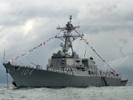 USS Sterett visits Chinese mainland port