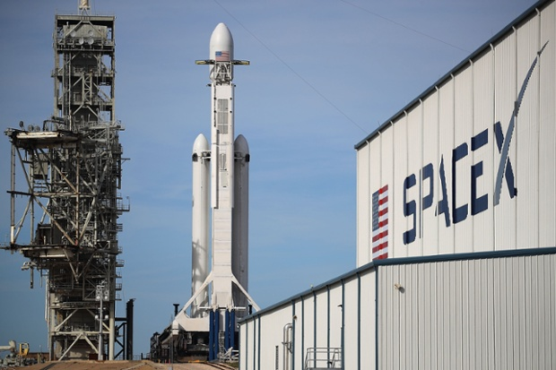 A SpaceX Falcon Heavy rocket will launch NASA's Europa Clipper mission to icy Jupiter moon