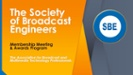 SBE holds online membership meeting Monday