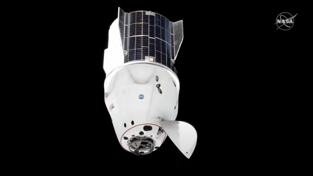 SpaceX, NASA targeting April 15 for launch of Crew-4 mission to space station
