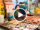 Seoul's Gwangjang market