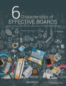 Six Characteristics of Effective Boards