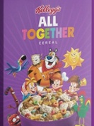 Kellogg, GLAAD partner to launch All Together cereal