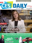 Live edition of CES 2021 Official Daily now available
