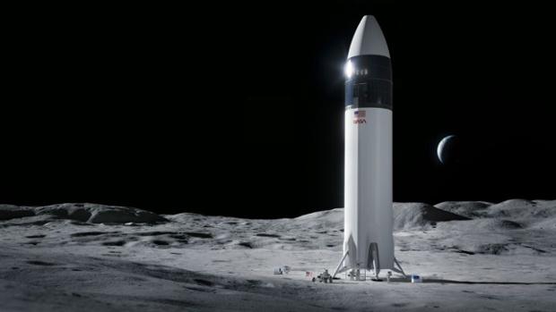 Jeff Bezos' Blue Origin sues NASA over denied moon lander contract