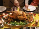 How much does a Thanksgiving dinner cost?