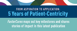 From then to now: mapping the landscape of patient-centricity
