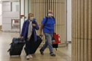 N.Y.-area airport employees demand coronavirus protection