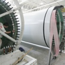 Turbine factory