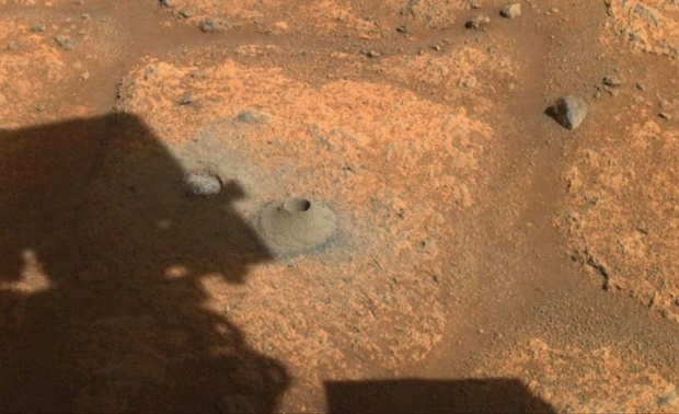 NASA's 1st attempt to collect Mars samples with Perseverance rover comes up empty