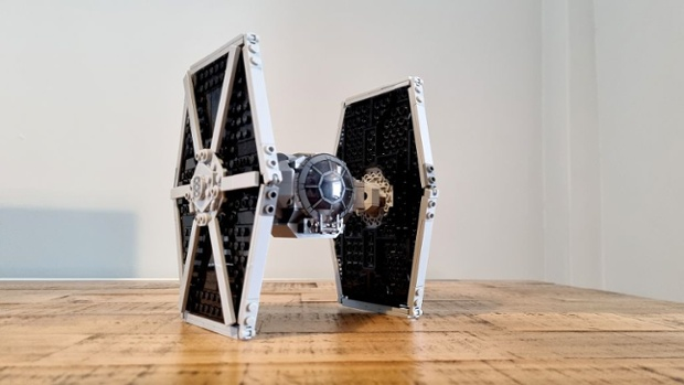 Lego Star Wars TIE Fighter review