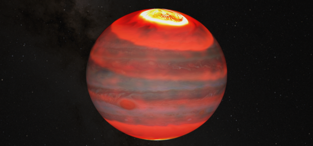 Jupiter 'energy crisis' caused by auroras, scientists find in new study