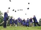 D.C. teacher uses own graduation as a lesson
