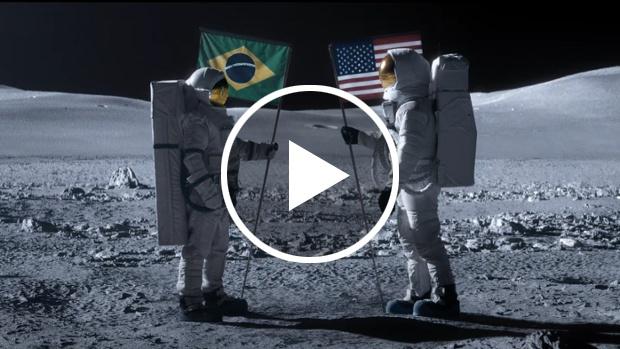The launch trailer for 'Humankind' has a brilliant Apollo 11 twist