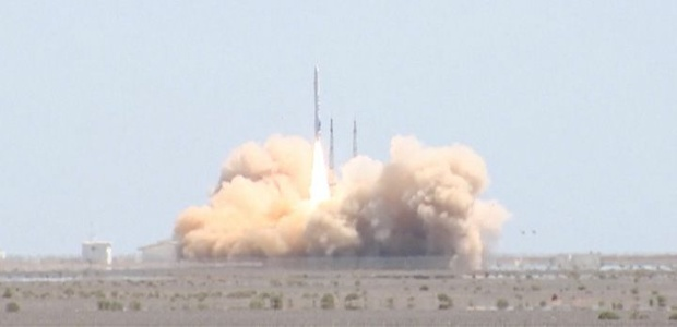 Chinese startup iSpace fails to reach orbit again with third launch of its Hyperbola-1 rocket