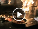 An homage to Sweden's open fire cooking