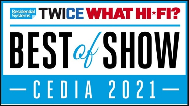 2021 CEDIA Expo Best Of Show Winners Announced