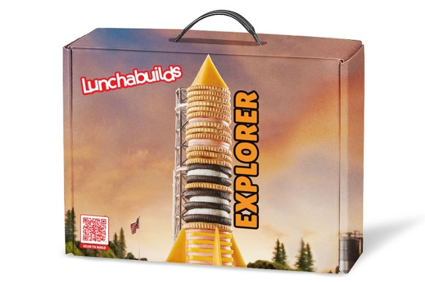 Lunchables will launch kids to space camp with limited 'Lunchabuilds' kits