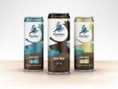Caribou brews a ready-to-drink cold coffee line